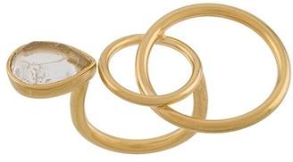 Goossens Ondine circle ring