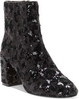 INC International Concepts I.n.c. Women's Georgiee Ankle Booties, Created for Macy's Women's Shoes