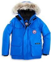 Canada Goose Boys' PBI Expedition Parka - Sizes S-XL