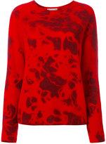 Suzusan tie dye style knit top