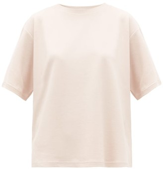 Max Mara Leisure - Deletta T-shirt - Womens - Light Pink