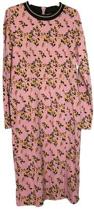 Baum und Pferdgarten Pink Viscose Dresses