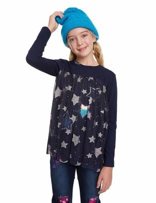 Desigual Girls York Longsleeve T-Shirt