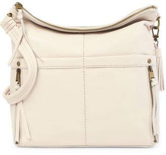 The Sak Collective Leather Zip Hobo Bag