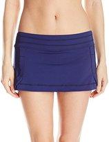 Jag Women's Stability Skirted Bikini Bottom