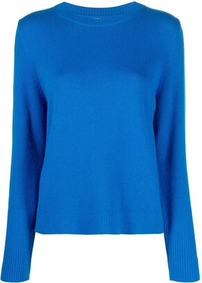 Chinti and Parker Crew-Neck Cashmere Jumper