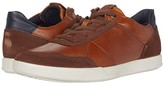 Ecco Collin 2.0 Dress Sneaker (Brandy/Amber/Night Sky) Men's Shoes