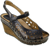 Earth Women's Aquarius Slingback Wedge Sandal