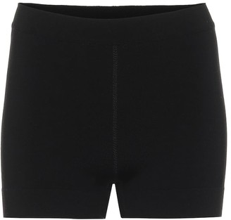Alaia Stretch-wool shorts