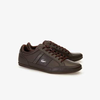 Lacoste Men's Chaymon Nappa Leather Sneakers