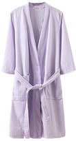 Freefisher Free Fisher Waffle Towelling Adults Bathrobe Dressing Robe L