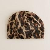 J.Crew Leopard hat