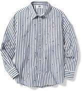 Old Navy Classic Built-In-Flex Poplin Shirt for Boys