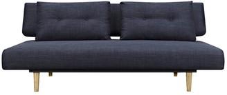 Fox Imports Rio Sofa Bed Dark Grey