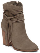 Jessica Simpson Sesley Suede Tassel Accent Boots