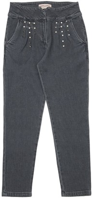 Alberta Ferretti Stretch Cotton Denim Jeans
