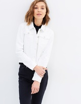 Miss Selfridge Denim Trucker Jacket