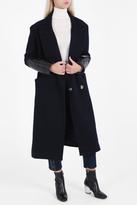 TEATUM JONES Duke Crombie Coat