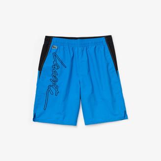 Lacoste Men's LIVE Lightweight Bermuda Shorts