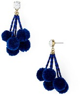 BaubleBar Caicos Pom-Pom Drop Earrings