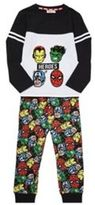 Marvel Comics Heroes Pyjamas, Boy's