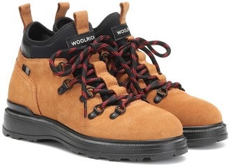 Woolrich Suede ankle boots