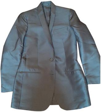 Cerruti Black Silk Jackets