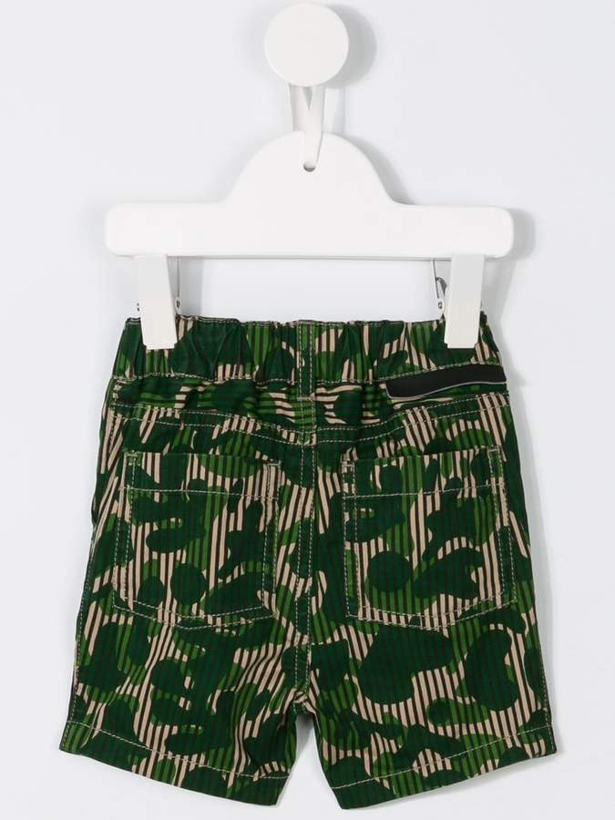 Stella McCartney printed chino shorts