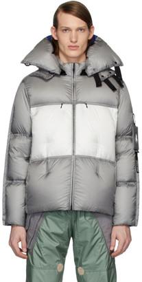 MONCLER GENIUS 5 Moncler Craig Green Grey Down Coolidge Jacket