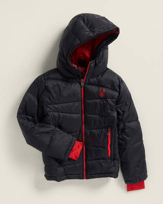 Spyder Boys 8-20) Nexus Full-Zip Puffer Jacket