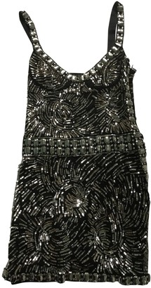 Collette Dinnigan Glitter Dress for Women