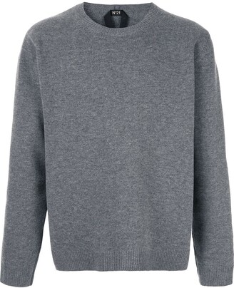 No.21 Crew Neck Sweater