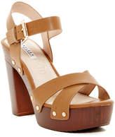 Elegant Footwear Queen Platform Sandal