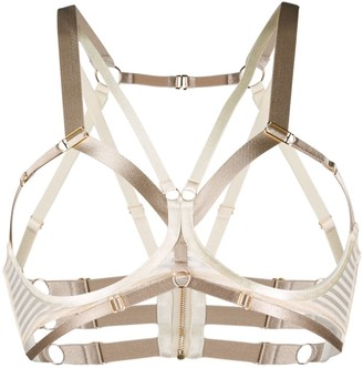Bordelle Scala Ouvert Wire Bra