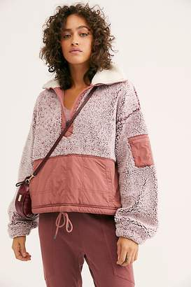 Free People Fp Movement Bff Fleece Pullover by FP Movement at