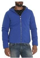 Invicta Men's Blue Polyamide Outerwear Jacket.