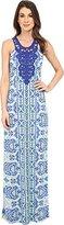 Hale Bob Women's Eye Candy Maxi Dress