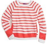 Aqua Girls' Stripe Sweater - Sizes S-XL