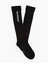 Rick Owens Black Mastodon Socks