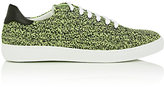Barneys New York Men's Mélange Knit Sneakers