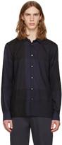 Stephan Schneider Blue Streamer Shirt