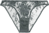 I.D. Sarrieri Chantilly lace briefs