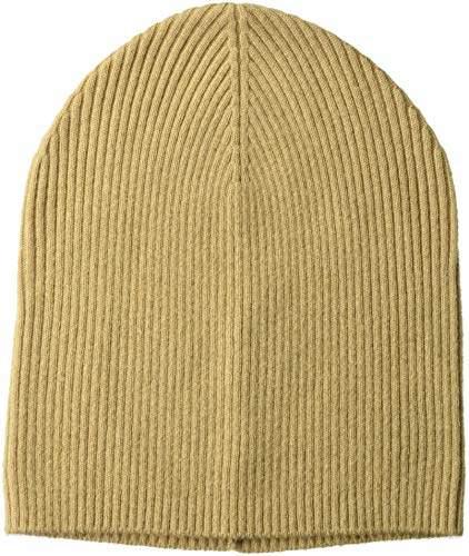 a9f8fa8e2 Women's Cashmere Hat-Rib Slouchy Beanie