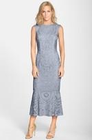 JS Collections Petite Women's Soutache Mesh Dress
