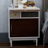 west elm Patchwork Nightstand - Multi