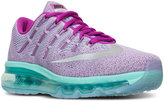 Nike Girls' Air Max 2016 Running Sneakers from Finish Line