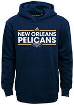 adidas Boys' New Orleans Pelicans Power Play Hoodie