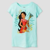 Girls' Disney Elena of Avalor T-Shirt - Mint