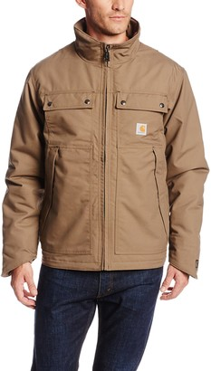 Carhartt Men's Big & Tall Quick Duck Jefferson Active Jacket