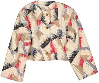 Guy Laroche Multicolour Wool Jacket for Women